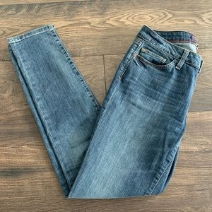 Tommy Hilfiger Straight Cut Jeans Blue Sz. 4